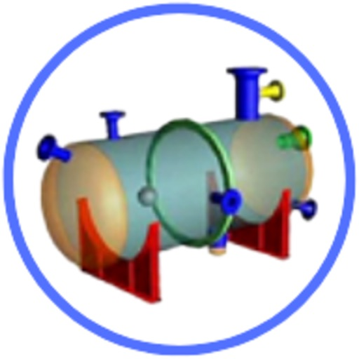 Pressure Vessel Thickness icon