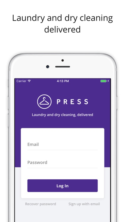 Press - Laundry & Dry Cleaning