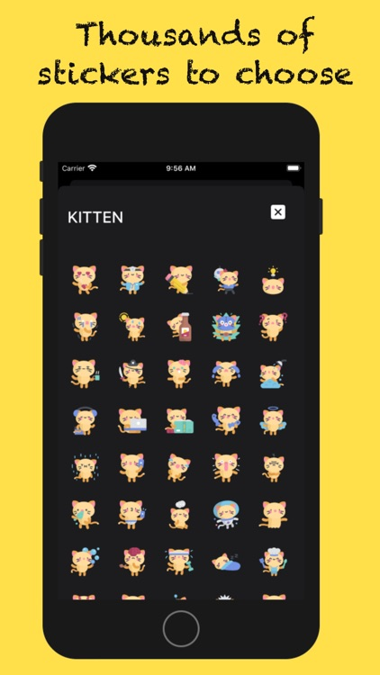 GIF + Stickers screenshot-3
