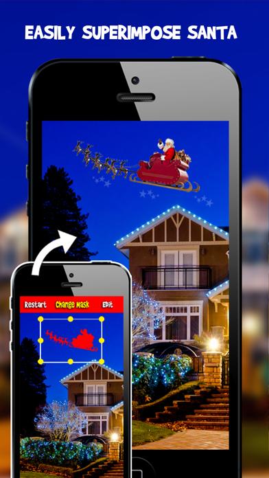 Snapshot Santa - Photo Editor!