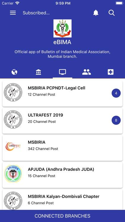 eBIMA - Mumbai Branch