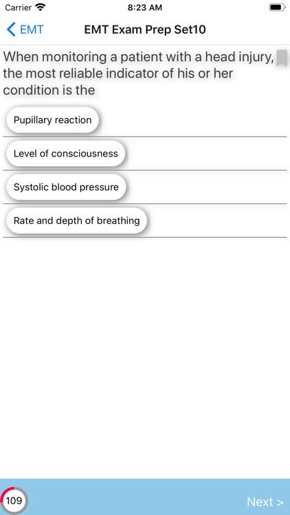 EMT Exam Prep Notes&Quizzes screenshot-4