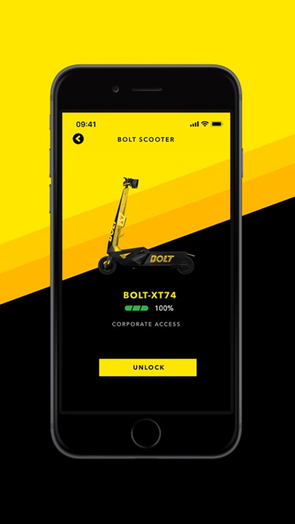 Bolt OS One - Scooters screenshot-3
