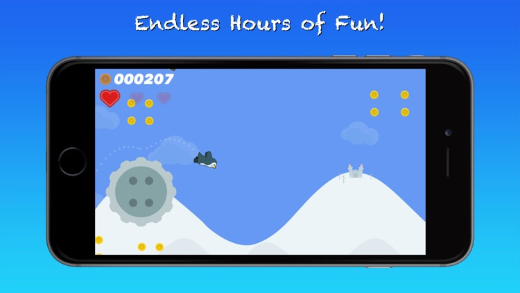 Charles: The Flappy Penguin screenshot-6