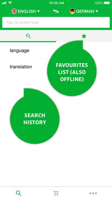 PONS Translateのおすすめ画像2
