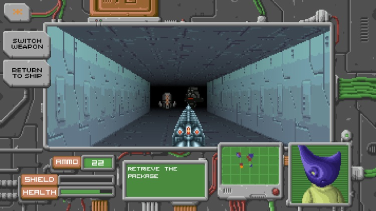 Hyperspace Delivery Service screenshot-6
