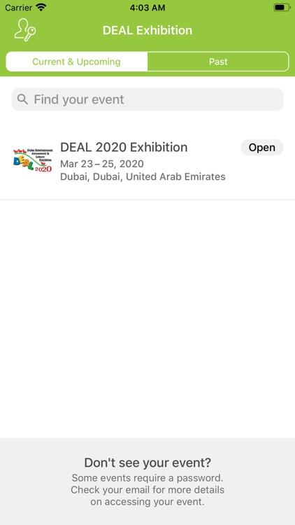 DEAL Exhibition