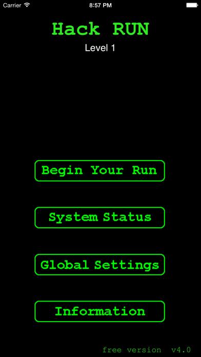 Hack RUN Lite by i273, LLC (iOS, United States) - SearchMan