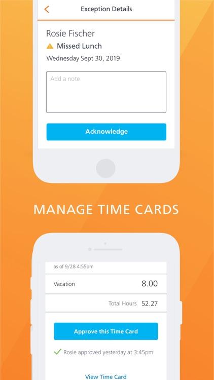 Paycor Mobile screenshot-5