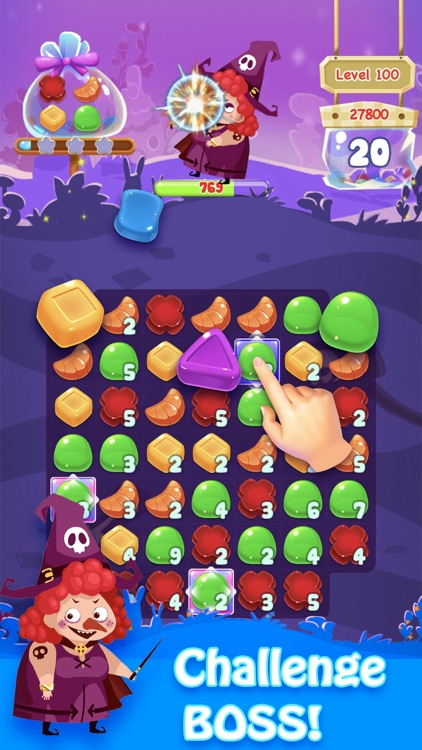 Candy Fever - Match 3 Games screenshot-3