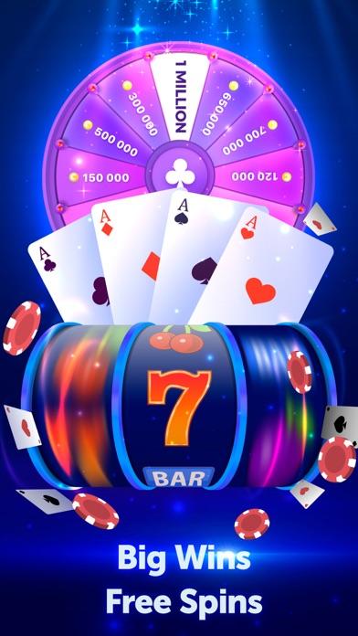 Screenshot #2 pour PokerUp: Social Poker