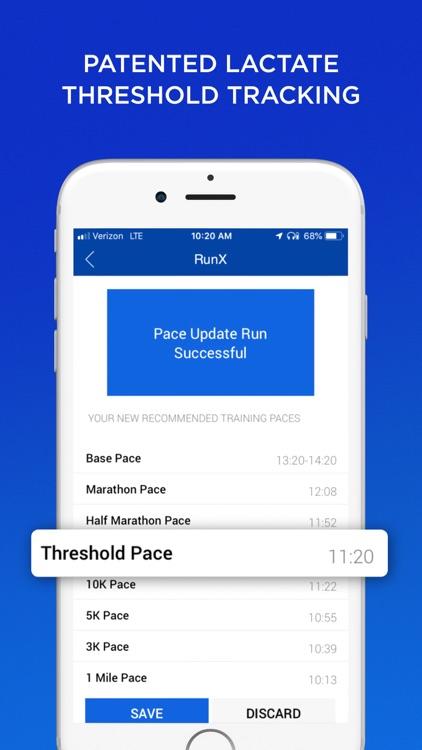 Track My Run & Heart Rate-RunX screenshot-3