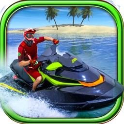 Jet Ski Racing Wave Rally Game