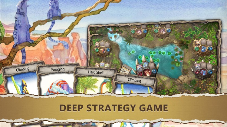Evolution Board Game screenshot-3