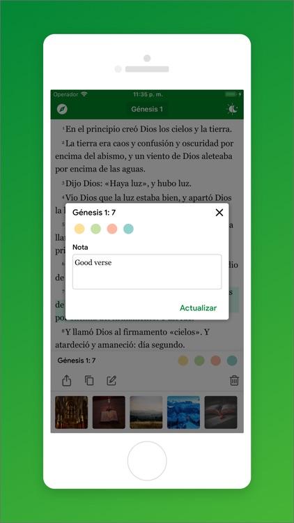 La Biblia de Jerusalen screenshot-3