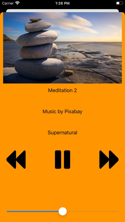 SuperNatural Meditation Music screenshot-3