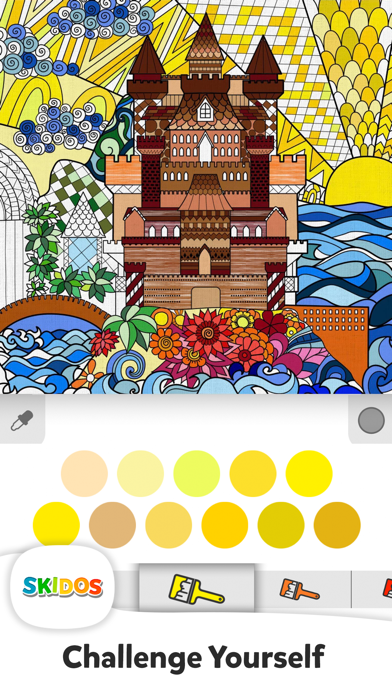 Drawing & Colouring for Kids screenshot #7