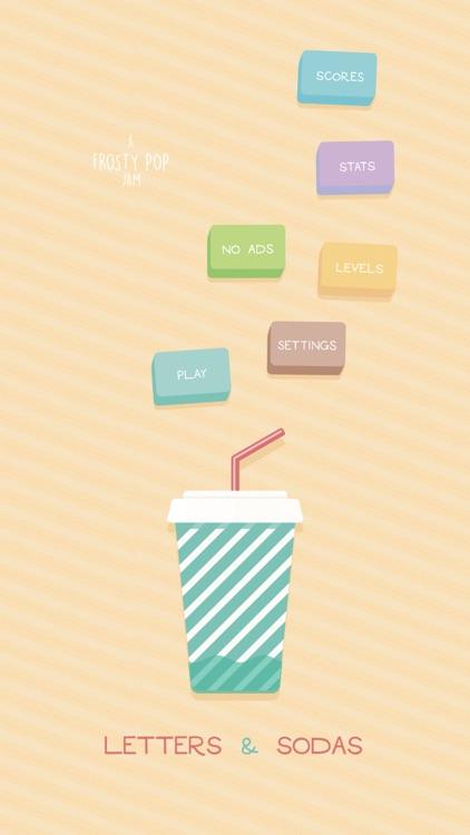 Letters & Sodas