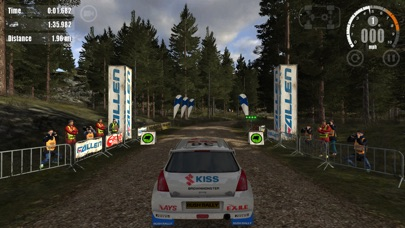 Rush Rally 3 screenshot 1