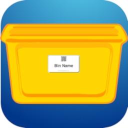 StorageBinApp