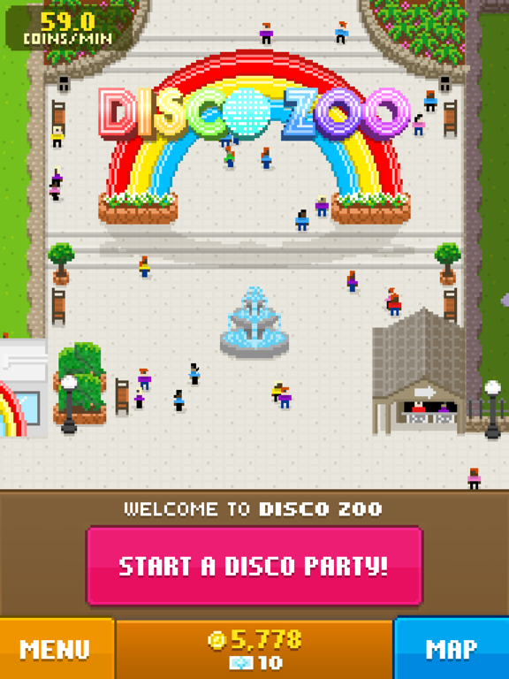Disco Zoo screenshot