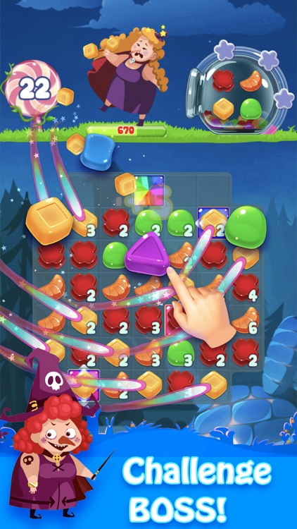 Candy Fever - Match 3 Games screenshot-3
