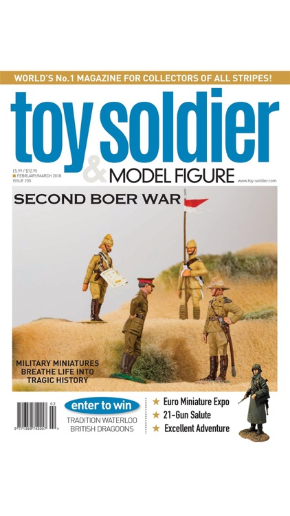 Toy Soldier and Model Figure screenshot-9
