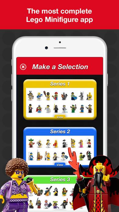 Collector - Minifigure Edition Screenshot