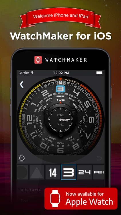 WatchMaker - 80000 Watch Faces screenshot-0