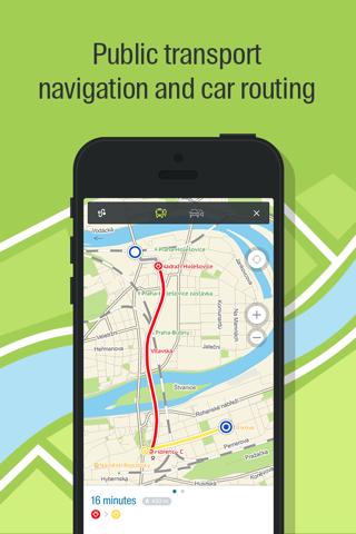 Скриншот из 2GIS: Offline Map & Navigation