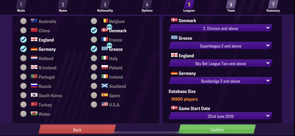 Football Manager 2020 Mobile hack tool