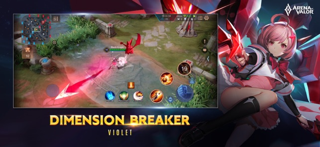 Mod Game Arena of Valor for iOS