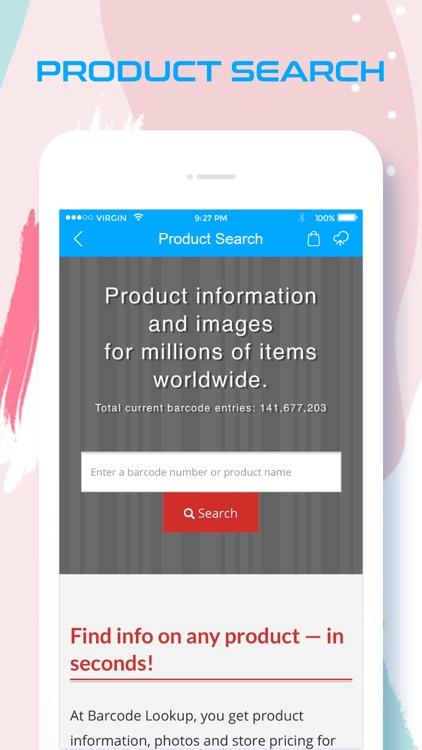 QR Code Scanner / Reader Pro screenshot-4