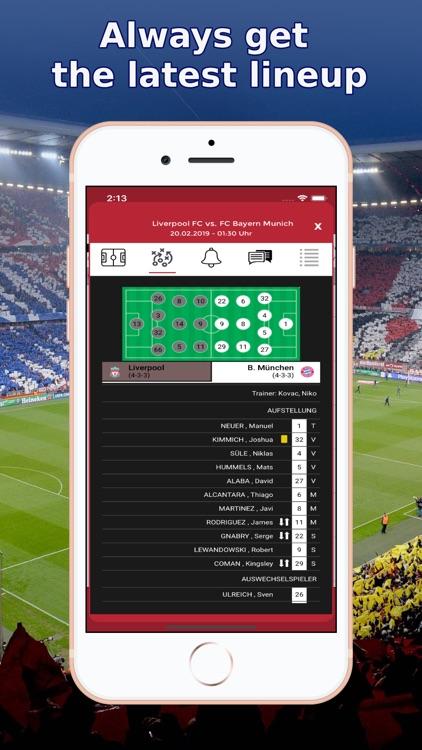 Sports News - FC Bayern ed. screenshot-4