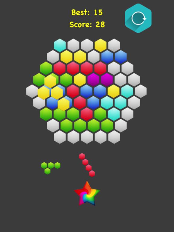 Join Blocks - Hexagonal Merger screenshot 10