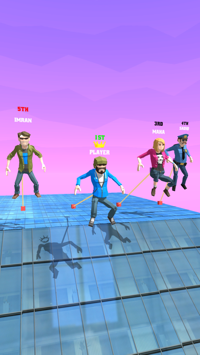 Slide Rush! screenshot 1