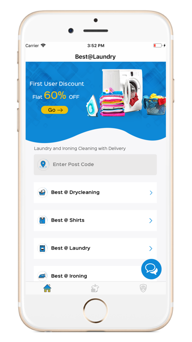 Screenshot for Best@Laundry in United States App Store