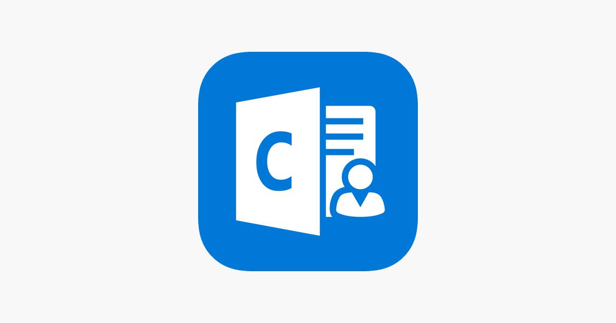 Outlook Customer Manager Im App Store