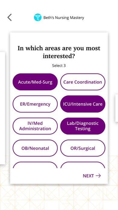 My Nursing Mastery: RN & PN Screenshot