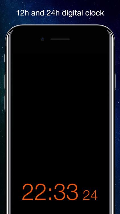 OLED Clock screenshot-3