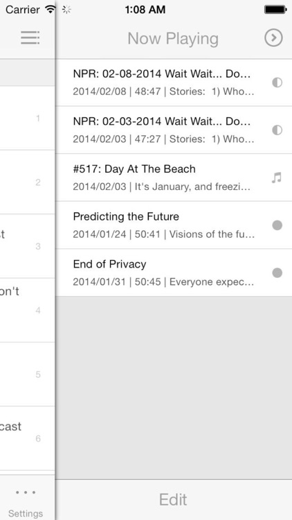 Top Podcasts screenshot-4