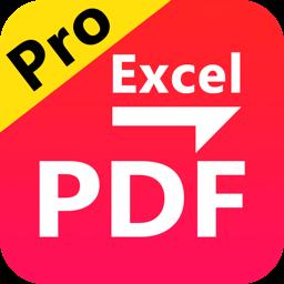Ícone do app PDF to XLSX Master