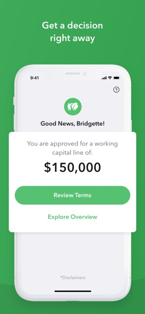 Kabbage: Small Business Loans on the App Store