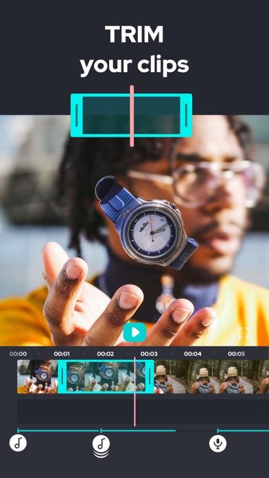 Trim and Cut Video Editor Screenshot