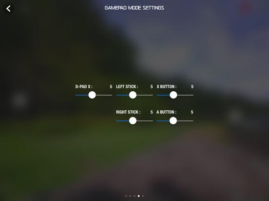 Game Controller Jumping Night screenshot 16