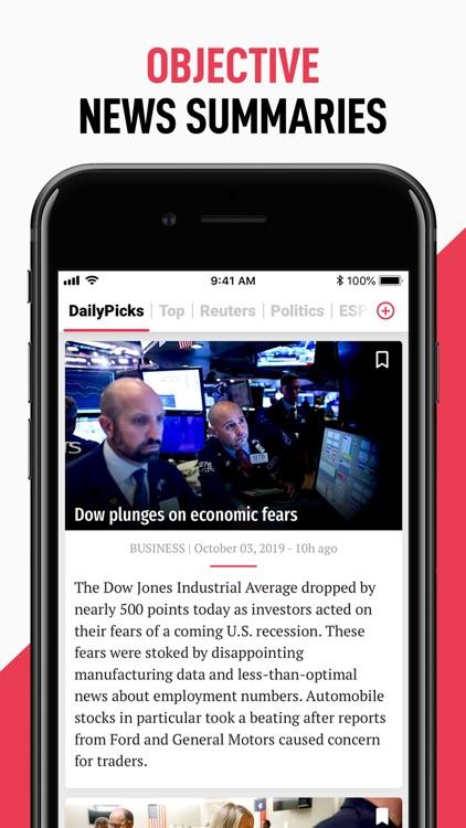 Peaker: News AI screenshot-3