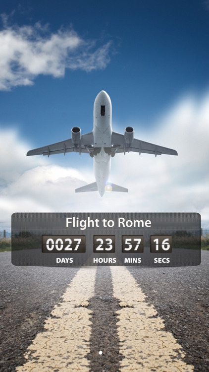 Holiday and Vacation Countdown
