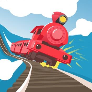 Off the Rails 3D Logo