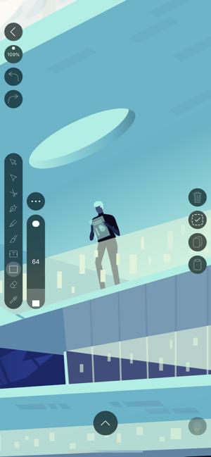 Vectornator X - Vector Art Screenshot