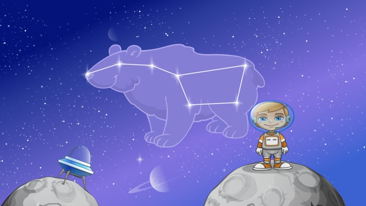 Jack in Space. Preschool learn screenshot-5
